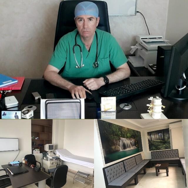 """الدكتور """"زهير بنطالب"""" يفتتح عيادة جديدة للجراحة الدماغ والأعصاب و العمود الفقري بوجدة"""