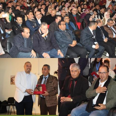 بالصور: حفل إختتام فعاليات المهرجان الجهوي الأولى لفن الحلاقةوالتجميل بمدينة بركان