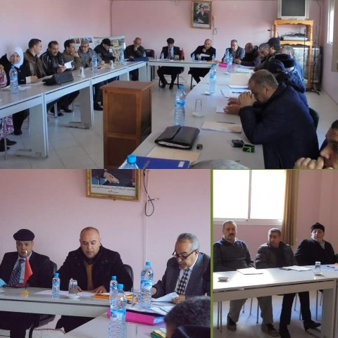 المجلس الجماعي لسيدي سليمان الشراعة يعقد دورة استثنائية