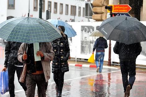 نشرة إنذارية : انطلاقا من اليوم الأربعاء إلى غاية الجمعة ثلوج وأمطار ورياح قوية بالمغرب
