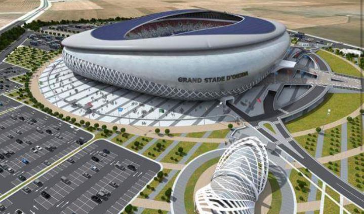 ما سر تصميم ملعب وجدة المرشح لاستضافة مباريات مونديال 2026؟