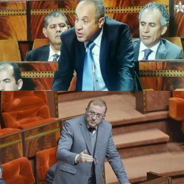 النائب البرلماني محمد إبراهيمي في البرلمان يسائل نجيببوليف حول وسائل النقل بالعالم القروي