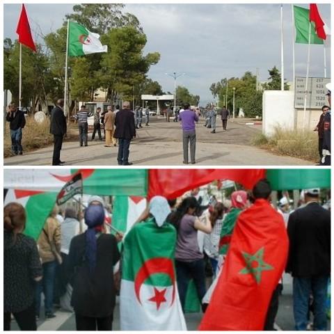 نشطاء يدعون إلى مسيرة لفتح الحدود البرية المغربيةوالجزائرية
