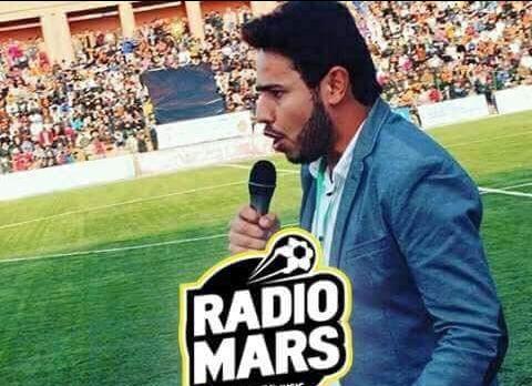 الزميل محمد تلاغي يلتحق بإذاعة راديو مارس