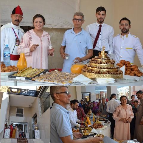 جديد ببركان… إفتتاح مخبزة و حلويات «لوباريزيان»Le Parisien»بحي الرياض ببركان