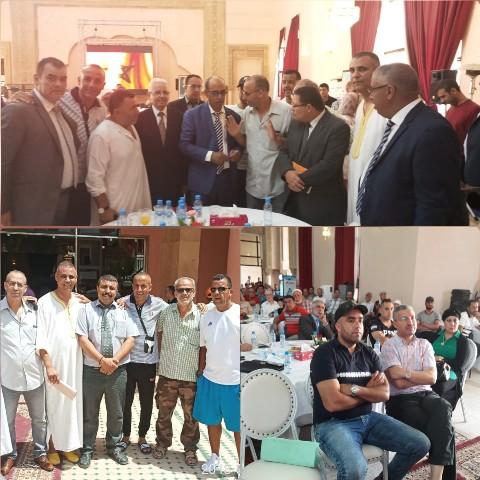 عمالة إقليم بركان تحتفل باليوم الوطني للجالية المغربية المقيمة بالخارج