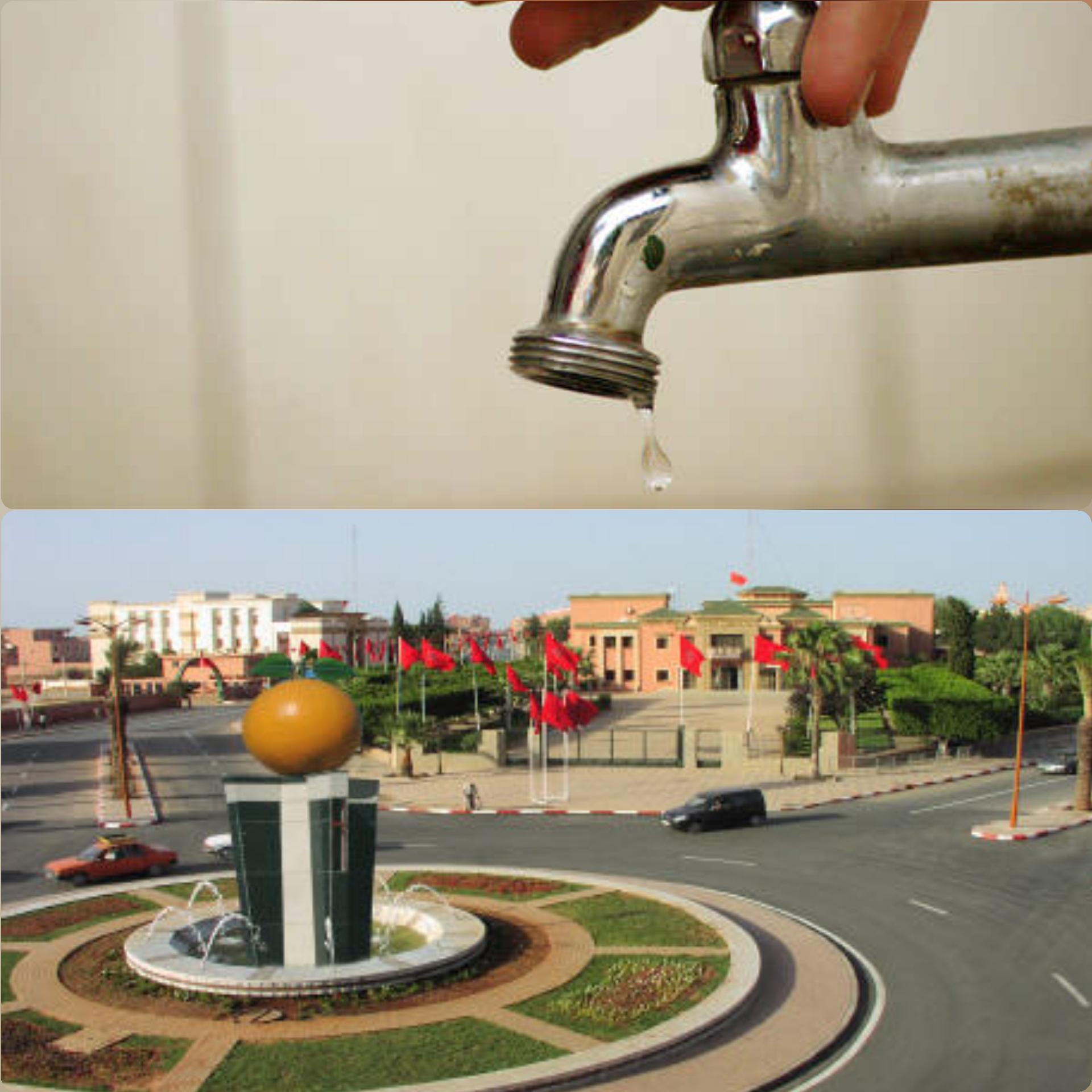 انقطاع الماء عن ساكنة مدينة بركان صبيحة عيد الأضحى