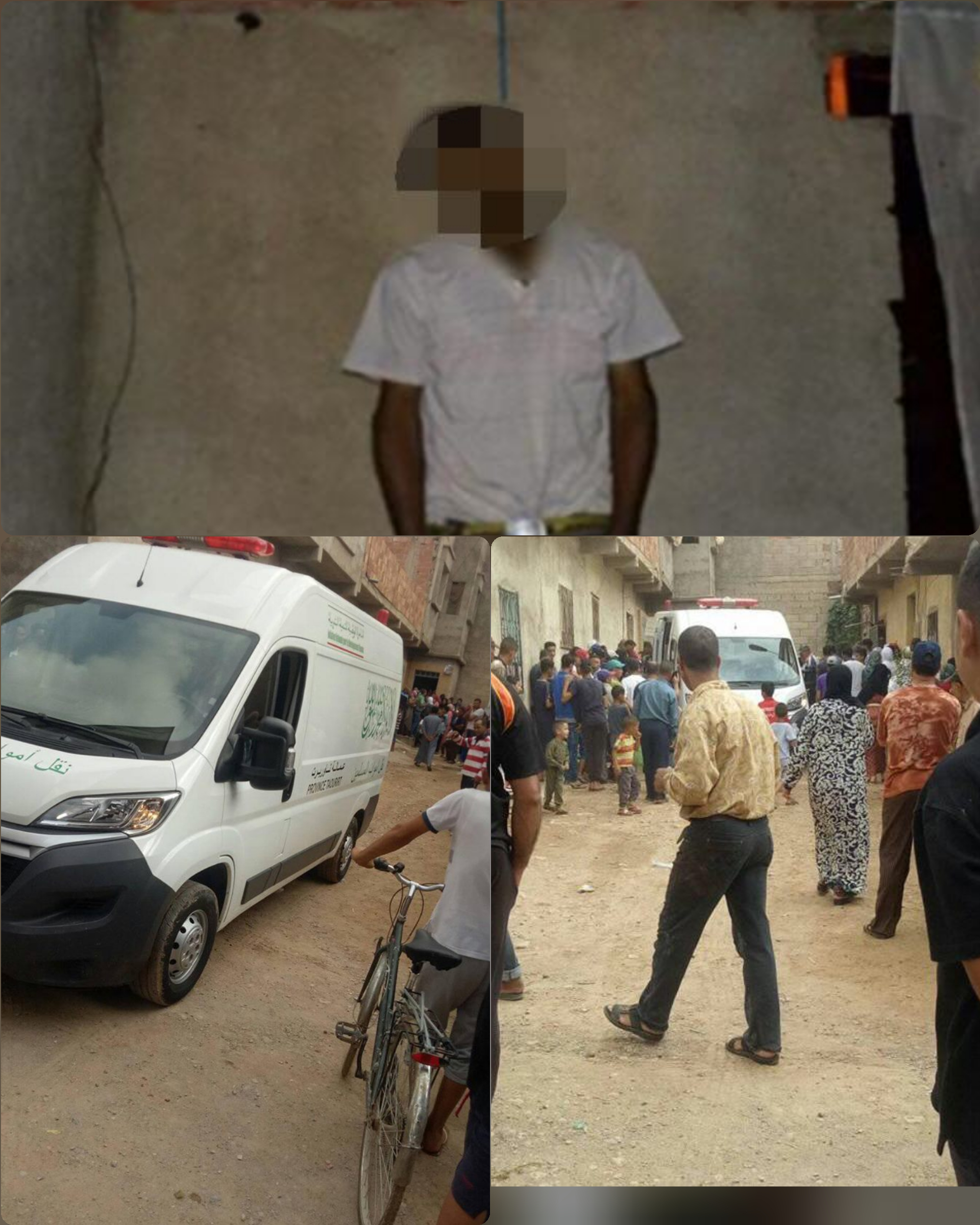 عاجل…انتحار أربعيني متزوج داخل منزله بحي المسيرة بالعيون الشرقية