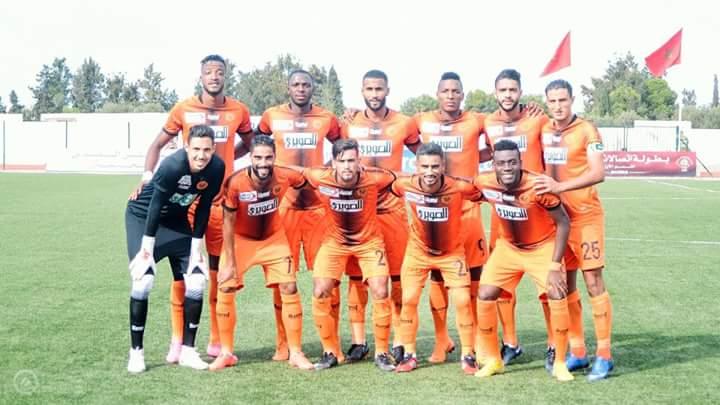 نهضة بركان يهزم الدفاع الحسني الجديدي ويتأهل لنصف نهائي كأس العرش