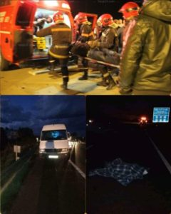 مقتل 6 من مشجعي اتحاد طنجة في حادثة سير بمدخل مدينة العرائش