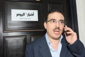 خبر عاجل…12سنة سجنا نافذا على صحفي توفيق بوعشرين