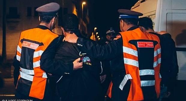 أمن بركان يلقي القبض على شخص من أجل حيازة وترويج المخدرات