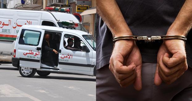 تمكنت عناصر الشرطة بالدائرة الاولى والخامسة بمدينة بركان من توقيف شخص متلبس بحيازة وترويج الأقراص المهلوسة.