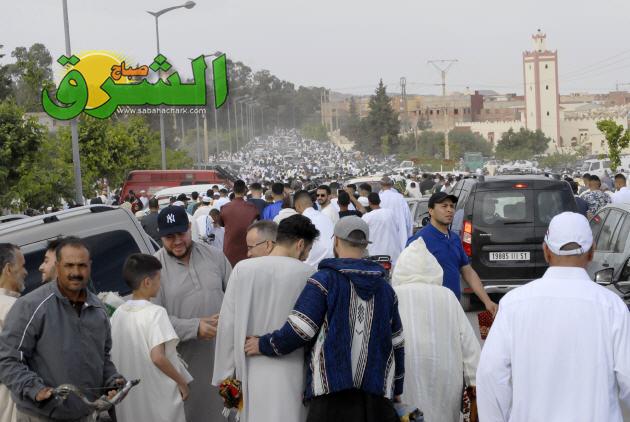 المغرب  يقرر عدم إقامة صلاة عيد الأضحى في المصليات أو المساجد