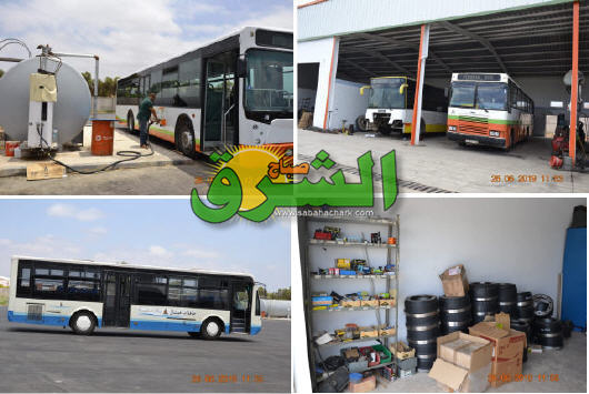 """شركة النقل الحضري """" فوغال """" تعزز خدماتها بتشييد أكبر مستودع للحافلات على مساحة 3 هكتارات"""