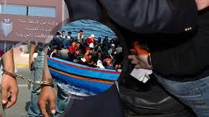 هذه تفاصيل تفكيك شبكة منظمة للهجرة السرية بمدينة السعيدية
