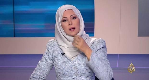 الإعلامية في قناة الجزيرة خديجة بن قنّة تنجو من موت محقق.. وهذا هو السبب