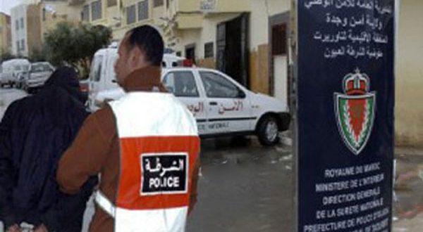 شرطة العيون الشرقية توقف شخص للاشتباه في تورطه في قضية سرقة ثلاث منازل