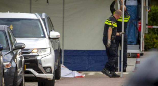 """هولندا .. اعتقال ابن عم المغربي """"التاغي"""" بتهمة تصفية محام"""