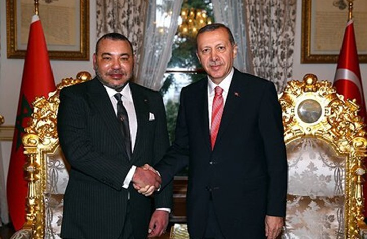 منظمة تتوقع زيارة وشيكة لاردوغان للمغرب لبحث الازمة الليبية
