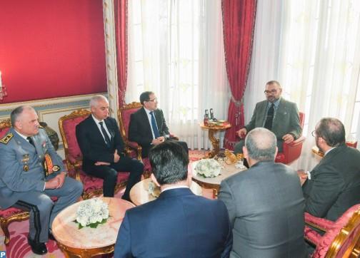 الملك محمد السادس يأمر بإعادة 100 مغربي من ووهان الصينية