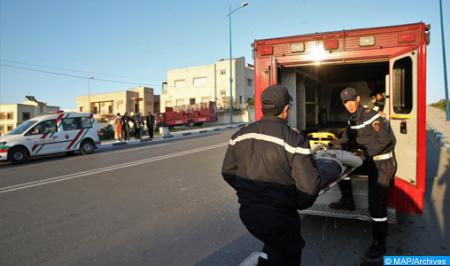 شخص يلقى مصرعه إثر سقوطه العرضي داخل بئر مرخص لاستخراج الزنك بجماعة بني تادجيت بإقليم فكيك