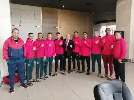 """المنتخب المغربي يشارك في الدوري"""" الدولي للملاكمة AHMET COMERT """" بتركيا"""