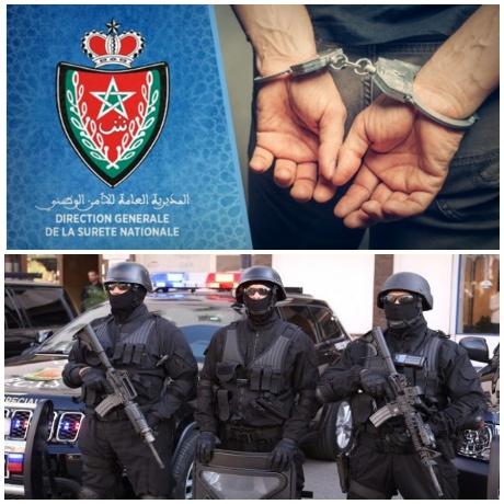 طانطان.. توقيف ستة أشخاص للاشتباه في ارتباطهم بشبكة إجرامية تنشط في الاتجار الدولي في المخدرات ومحاولة القتل العمد