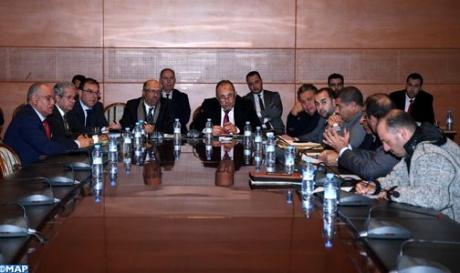 """لجنة العدل والتشريع بمجلس المستشارين تصادق على""""تبسيط الإجراءات الإدارية"""