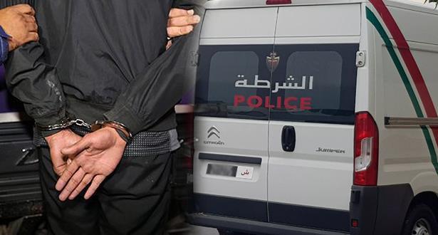 بناء على معلومات دقيقة اعتقال جندي متلبسا بحيازة ثلاثة كيلوغرامات من الكوكايين بالناظور