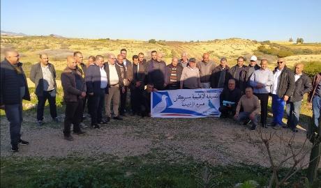 تأسيس مكتب فرع حزب التجمع الوطني للأحرار بجماعة الشويحية إقليم بركان