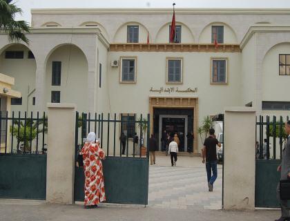 المحكمة الابتدائية بوجدة تصدر حكمها في حق معتقلي جرادة السبعة
