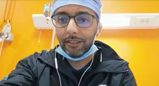 فيديو : ممرض بمستشفى بركان يحكي تفاصيل اصابته بفيروس كورونا وخضوعه للحجر الصحي