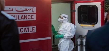 """وجدة تسجيل حالة إصابة جديدة بفيروس """"كورونا"""""""