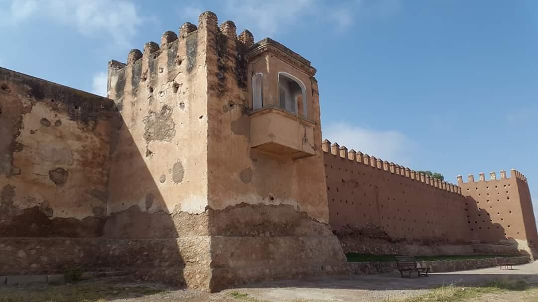 العيون الشرقية لمحة تاريخية عن شرفة برج قصبة المولى إسماعيل