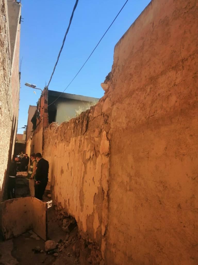 وفاة مسن وإصابة فتاة بحروق خطيرة إثر انفجار قنينة غاز بوجدة