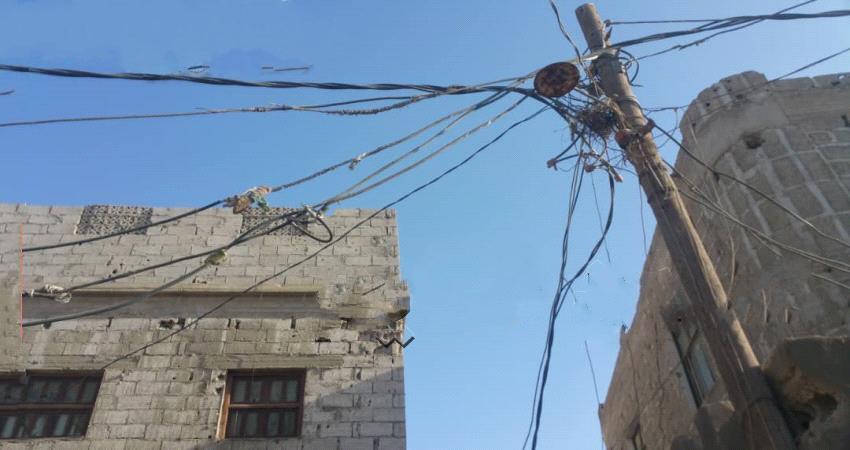 سقوط سلك كهرباء ضغط عالي يحدث صوت انفجار ويثير الذعر في صفوف ساكنة حي بولغالغ ببركان