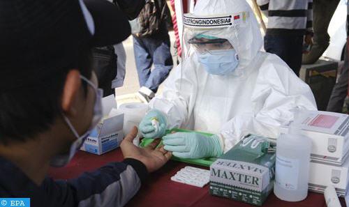 """تسجيل 5461 إصابة مؤكدة جديدة بفيروس """"كورونا"""" يرفع العدد الإجمالي إلى 270626 حالة"""