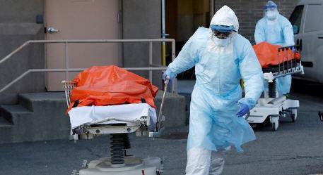 كورونا في العالم .. 9.1 ملايين إصابة و 472171 حالة وفاة