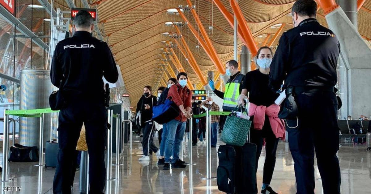 السلطات الإسبانية تعلن فتح الحدود مع دول الاتحاد الأوروبي بإستثناء البرتغال