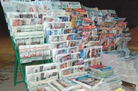 رصد أزيد من 200 مليون درهم لدعم الصحافة المغربية