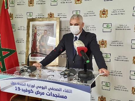 """خالد آيت الطالب: الوضعية الوبائية بالمغرب """"جد مطمئنة"""""""
