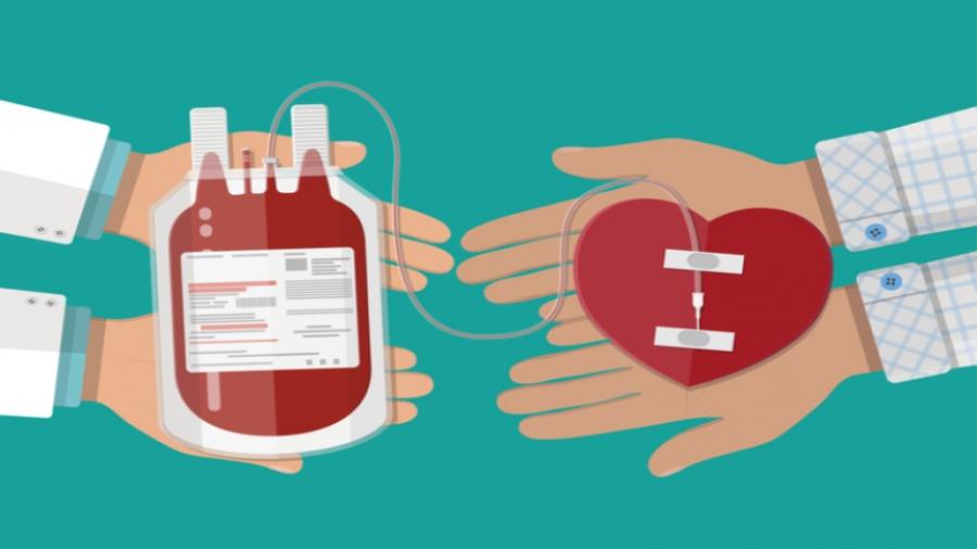 اليوم العالمي للمتبرعين بالدم فرصة مناسبة لشكر المتبرعين بالدم طواعية ودون مقابل