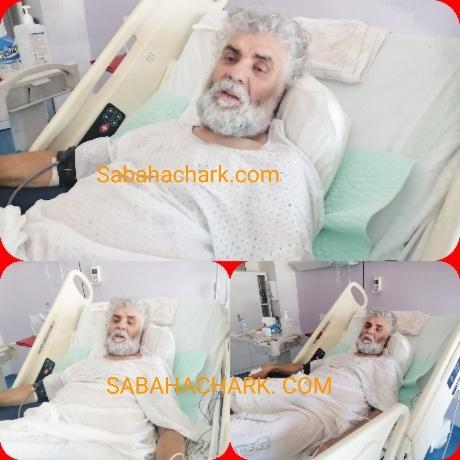 نجاح العملية الجراحية على القلب التي أجريت للدكتور مصطفى غانم