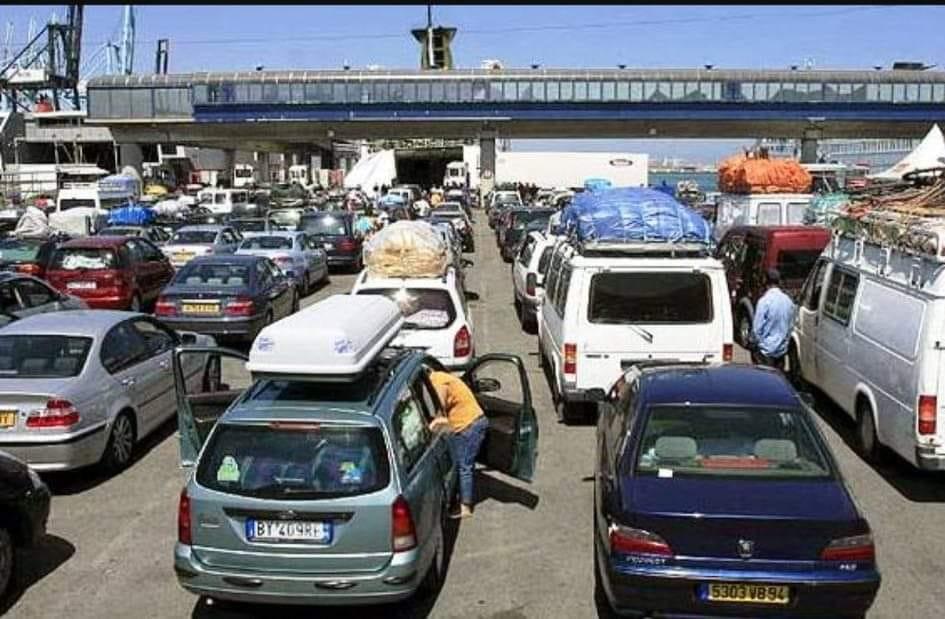 تعويض مالي عن التنقل عبر البحر لفائدة المغاربة المقيمين بالخارج