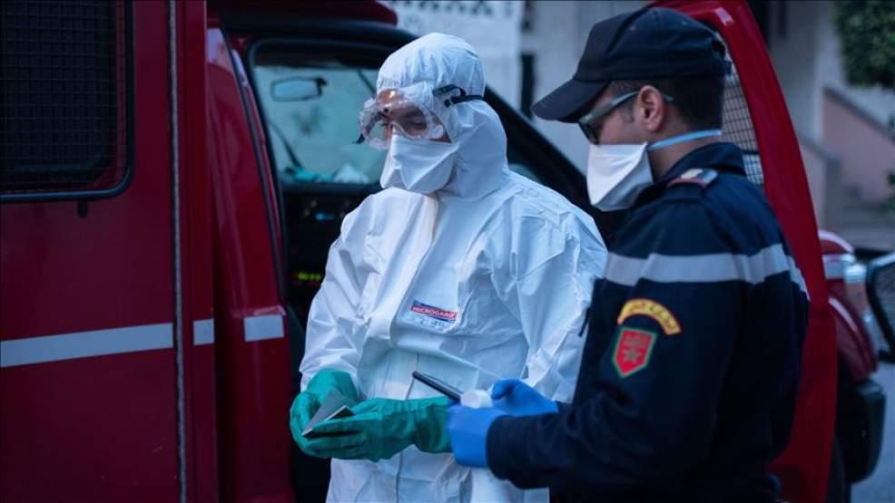 """تسجيل 76 إصابة جديدة بـ""""كورونا"""" ترفع الحصيلة إلى 15821 في المغرب"""