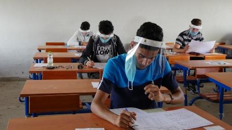الدورة الاستدراكية للامتحان الوطني الموحد بجهة الشرق مرت في ظروف تربوية وصحية جيدة وعادية -دورة يوليوز 2020