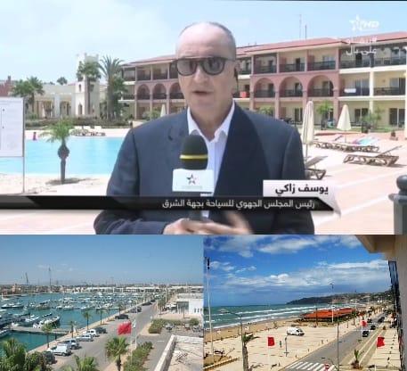 يوسف الزاكي رئيس المجلس الجهوي للسياحة: المحطة الشاطئية بالسعيدية لحد الآن خالية من وباء كوفيد 19