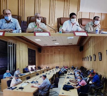 مجلس جماعة وجدة يصادق على نقط مهمة في الدورة الاستثنائية لشهر يوليوز