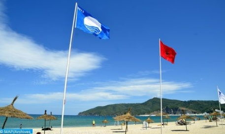 مؤسسة محمد السادس لحماية البيئة تكشف عن لائحة ب 26 شاطئا سيرفع اللواء الأزرق برسم موسم 2020